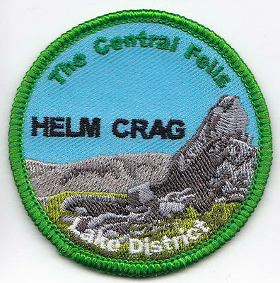 HAYSTACKS //HIKING PATCH//LAKE DISTRICT//FELL WALKING//BADGES//HIKING//A.WAINWRIGHT