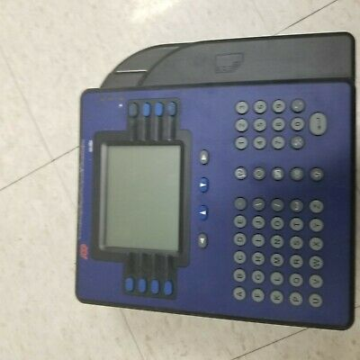 4 USED KRONOS Time Clocks 2 - 460F 2 - 480F 8600615-011