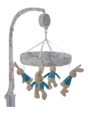 NEW Peter Rabbit Adventures' Musical Mobile Natural