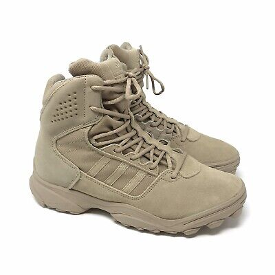 c80d4627d5c Adidas GSG 9.3 U41774 Leather Lace Hiking Trail Military Sneaker Boots 10.5  NEW