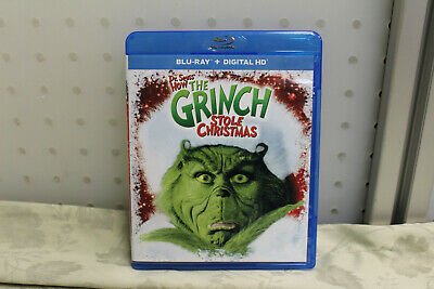 Dr. Seuss' How The Grinch Stole Christmas(Blu-ray)