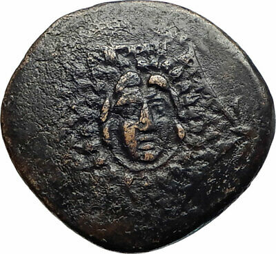Amastris in Paphlagonia Time of Mithradates VI 105BC Ancient Greek Coin i76184