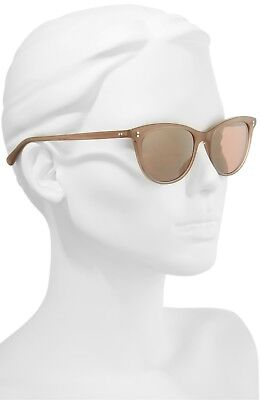 4e5f695aaa6 OLIVER PEOPLES JARDINETTE Mirrored Cat Eye Sunglasses -  218.49 ...
