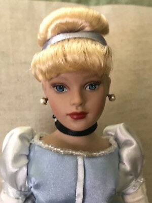 Tonner Doll Tiny Kitty Collier Cinderella LE NWOB