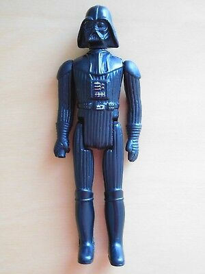 Vintage Star Wars Dutch CLIPPER Darth Vader No COO Scarred Rare Variant 1977