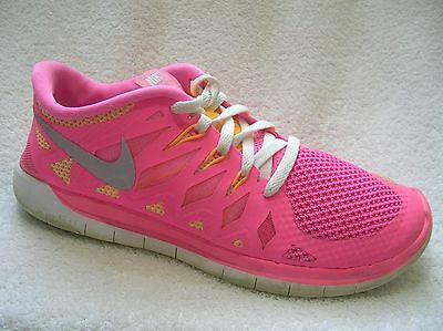 innovative design 7e15a f764d Nike Kids Free 5.0 (GS) Running Shoe, Size 7 Y  EUR