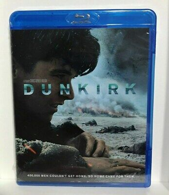 Dunkirk (2017 Blu-ray Disc) Brand NEW, Factory Sealed!