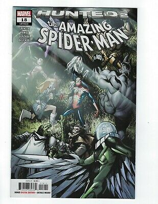Amazing Spider-Man Vol 5 # 18 Cover A NM Ships Mar 27th