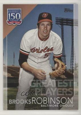 2019 Topps 150 Years of Professional Baseball Greatest Players - Brooks Robinson
