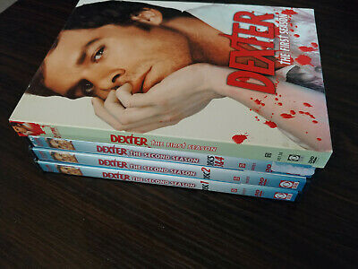 Dexter Complete seasons 1 and 2 DvD