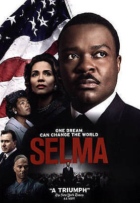 Brand NEW Shrink Wrapped SELMA (DVD, 2015) Free Shipping NIP!