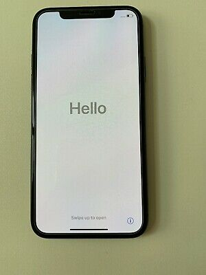 76694200d1a Used as New Apple iPhone X - 256GB - Space Grey (Unlocked)