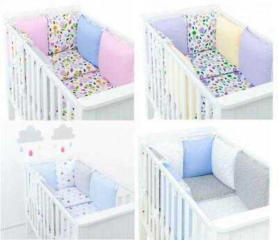BEDDING SETS 18 PART SET COT BED 120x60 WITH DRAWER INCLUDING FOAM MATTRESS
