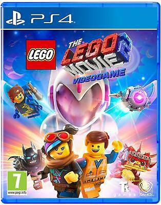 The Lego Movie 2 Videogame (PlayStation 4 PS4) Game | BRAND NEW SEALED FREE POST