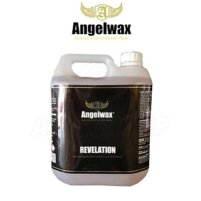 Angel Wax Revelation (Fallout Extracteur) 5 Litres