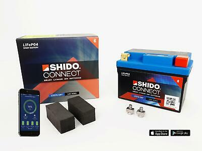 Shido Connect Smart Lithium Ionen Batterie Smartphone Android Iphone