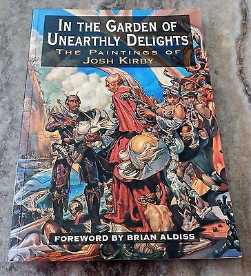 In the garden of unearthly delights. The paintings of Josh Kirby
