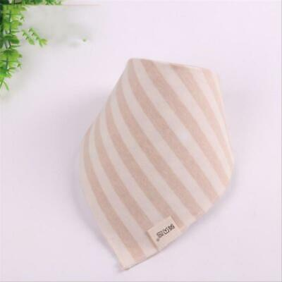 Cute Baby Infant Triangle Scarf Bandana Feeding Bibs Saliva Towel Dribble 6L