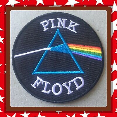 🇨🇦 Pink Floyd Embroidered Patch  Sew On/stick On Clothing/new 🇨🇦 #78