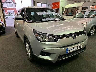 2015 SSANGYONG TIVOLI 1.6 SE 5dr From £8150+Retail package.