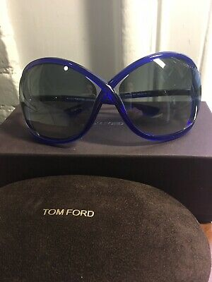 71bbc97bef TOM FORD TF 9 74F Whitney Brown Gradient Authentic Sunglasses 64-14 ...