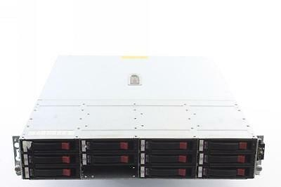 "Hp Storageworks Msa60 12 Bay Hard Drive Array 11X 300Gb Sas 10K Sas 3.5"" Disks"