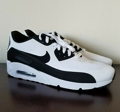 new styles 4684f 8e1be New Nike Air Max 90 Ultra 2.0 Essential 875695-100 Mens-White Black