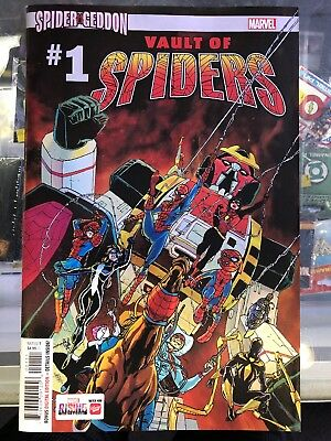 Vault Of Spiders #1 Marvel VF/NM