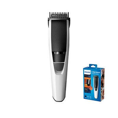 Barbero Cortapelo PHILIPS BT3206 Depiladoras Para La Barba Sin cable Recargable