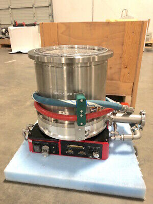 Edwards STP-iXA2206C Turbomolecular Pump w/  Integrated Control Unit 200-240Vac