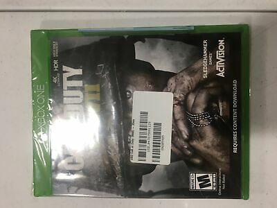 Call of Duty: WWII - Xbox One Standard Edition SN205985