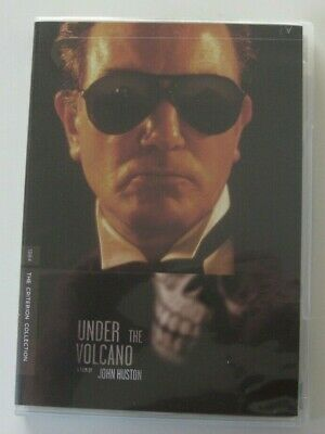 UNDER THE VOLCANO Criterion Collection DVD #410