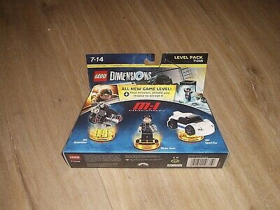 LEGO Dimensions 71248 - Mission Impossible Level Pack New & Sealed