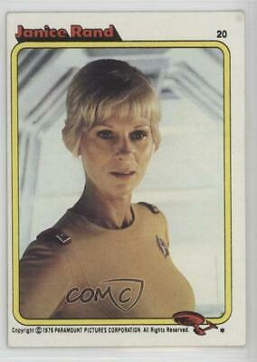 1979 Topps Star Trek: The Motion Picture Janice Rand #20 4f0