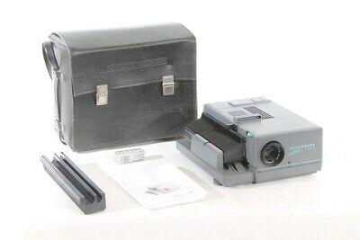 Alter Dia Projector Kindermann Diafocus 1500e with Magazine Autofocus Vintage