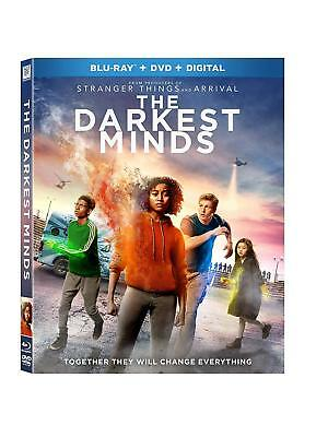 The Darkest Minds/ BLU-RAY DISC ONLY!NO DVD OR DIGITAL/ FREE SHIPPING!!!!