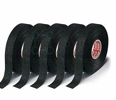 BIG WIRE LOOM Harness Tape To Mercedes BMW VW Audi 19 mm X 25 m Roll M Wire Harness Tape on hose tape, wheel tape, tail light tape, muffler tape, wire loom clips, washi tape,