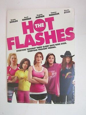 The Hot Flashes (DVD, 2013) WITH SLIPCOVER  BRAND NEW  FACTORY SEALED  FREE SHIP