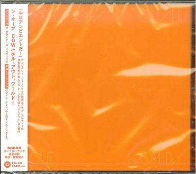 Orb-Cow / Chill Out, World!-Japan Cd Bonus Track E78