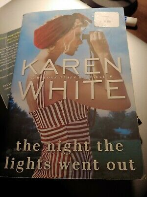 The Night the Lights Went Out by White, Karen