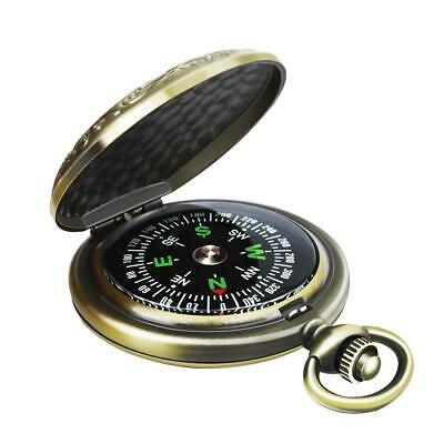 Australia Leabertee Multifunctional Zinc Alloy Classic Compass for Hiking, Campi