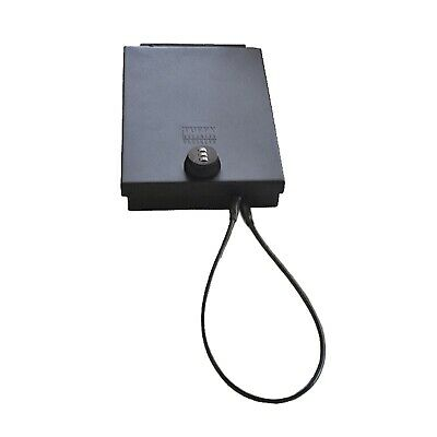 Tuffy Security Products 300-01 Portable Travel Safe in Black - Universal
