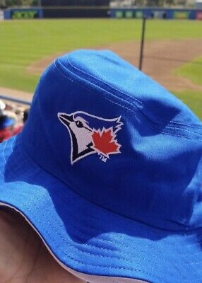 592983b1eee Toronto Blue Jays 2019 Spring Training Bucket Hat SGA 2 23 19 Dunedin