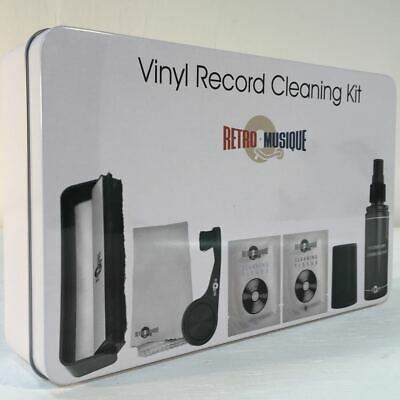 Vinyl Record Cleaning Kit - Retro Musique