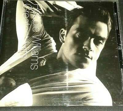 Robbie Williams Greatest Hits CD