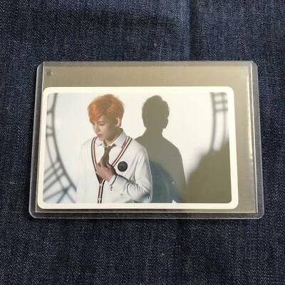 BTS V Official Photocard Skool Luv Affair Special Edition Bangtan Boys card