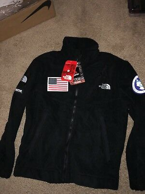 c199f8ba6 SUPREME X THE North Face Antarctica Expedition Fleece Jacket Size Small