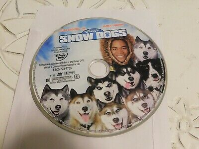 Snow Dogs (DVD, 2002)Disc Only 66-260