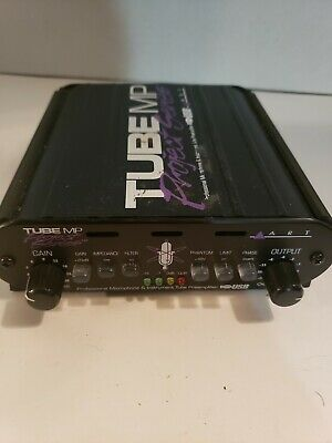 Art Tube Mp Project Series Microphone Preamp Manual