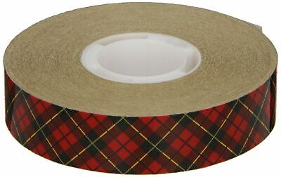Scotch ATG Adhesive Transfer Tape 924 Clear, 0.75 In X 36 Yd 2.0 Mil (Pack Of 1)